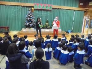 クリスマス会02